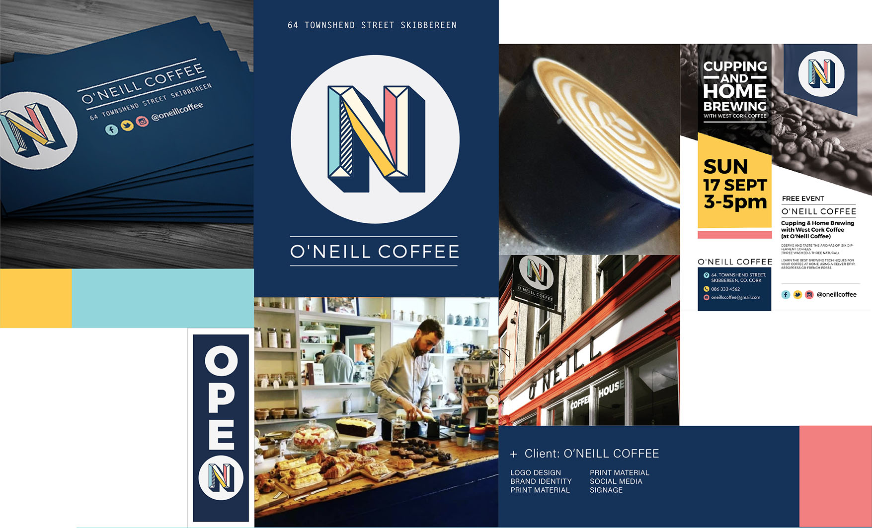 O'NEILL COFFEE